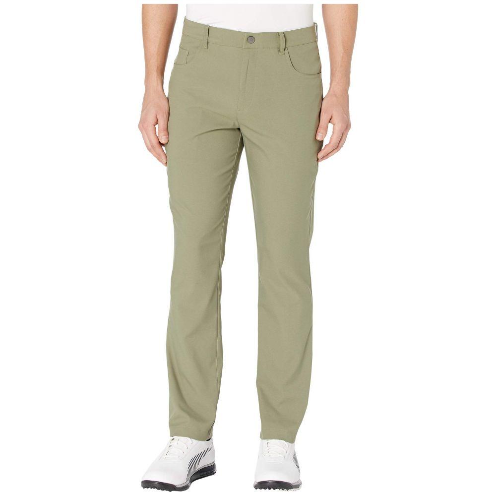 プーマ PUMA Golf メンズ ボトムス・パンツ 【Jackpot Five-Pocket Pants】Deep Lichen Green