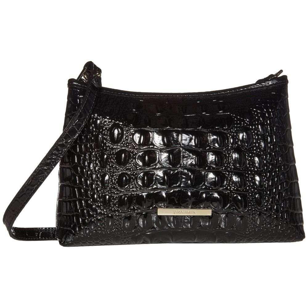 ブラーミン Brahmin レディース ショルダーバッグ バッグ【Melbourne Lorelei Shoulder Bag】Black