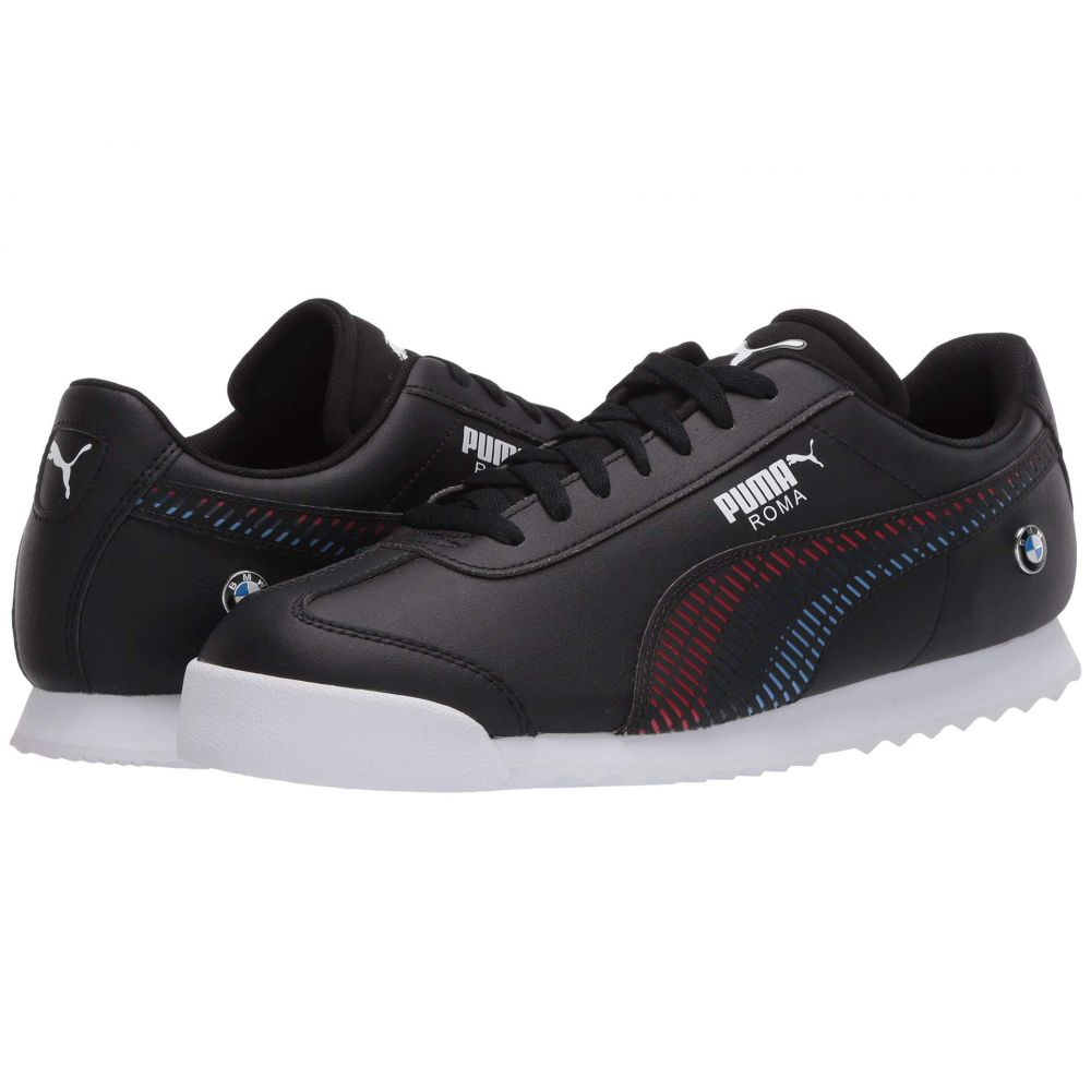 プーマ PUMA メンズ スニーカー シューズ・靴【BMW MMS Roma】Puma Black/Puma Black