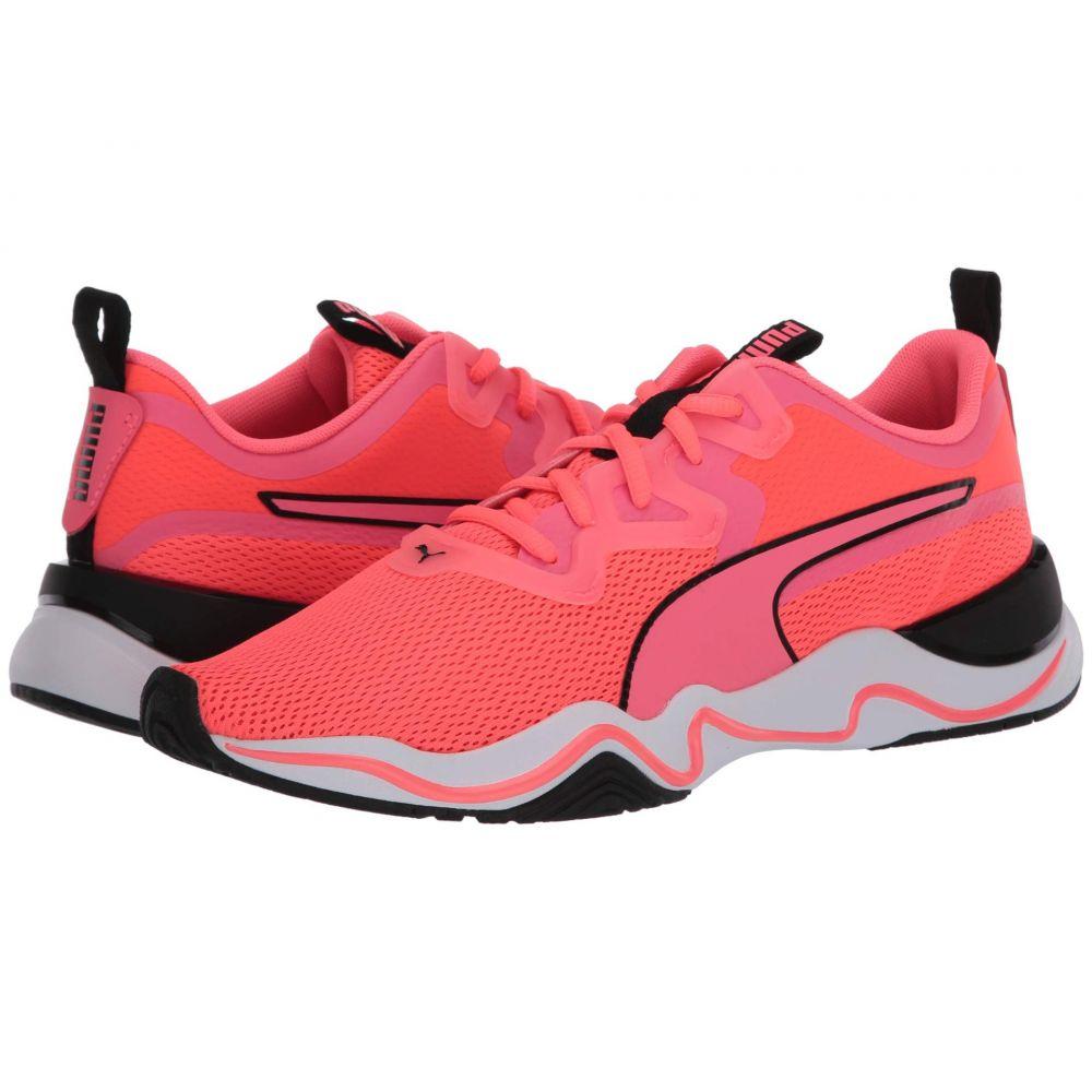 プーマ PUMA レディース スニーカー シューズ・靴【Zone XT】Ignite Pink/Puma White