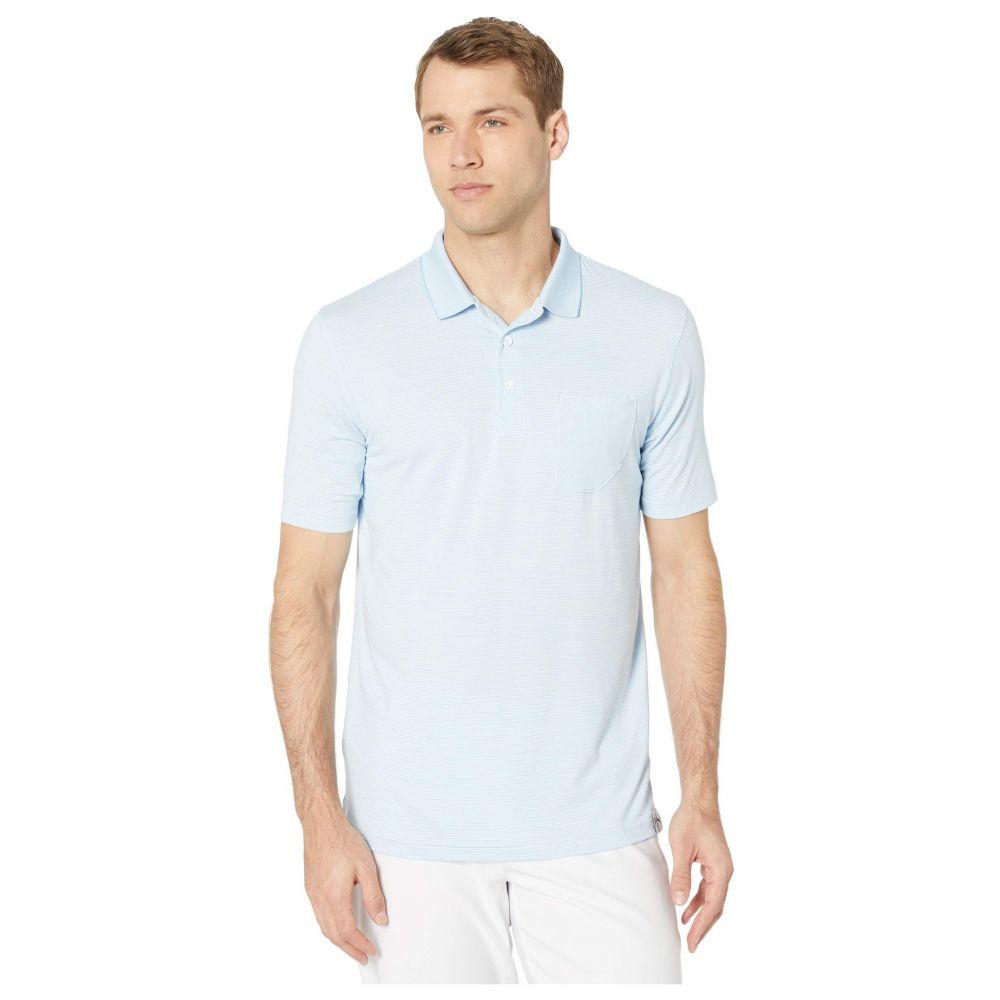 プーマ PUMA Golf メンズ ポロシャツ トップス【Champions Polo】Blue Bell