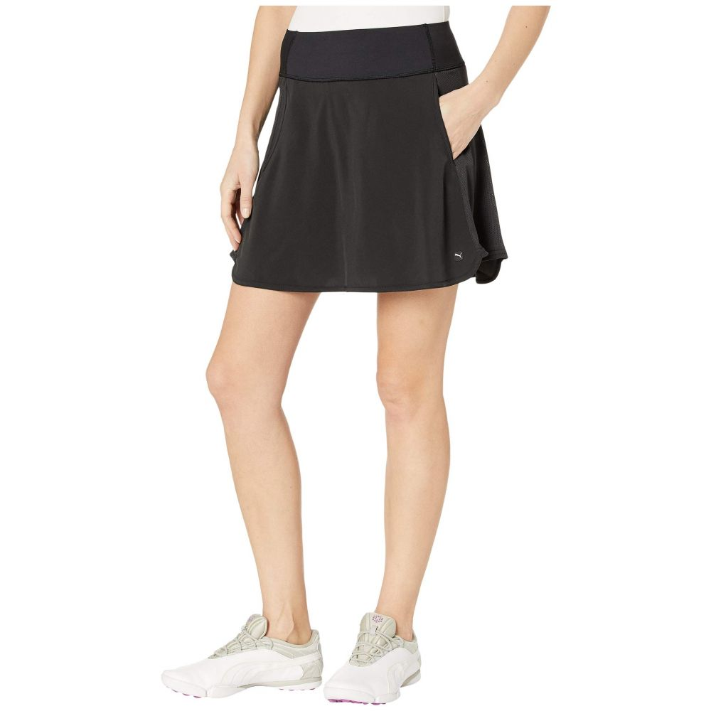 プーマ PUMA Golf レディース スカート 【PWRSHAPE Fashion Skirt】PUMA Black
