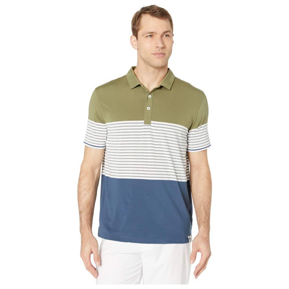 プーマ PUMA Golf メンズ ポロシャツ トップス【Taylor Polo】Deep Lichen Green