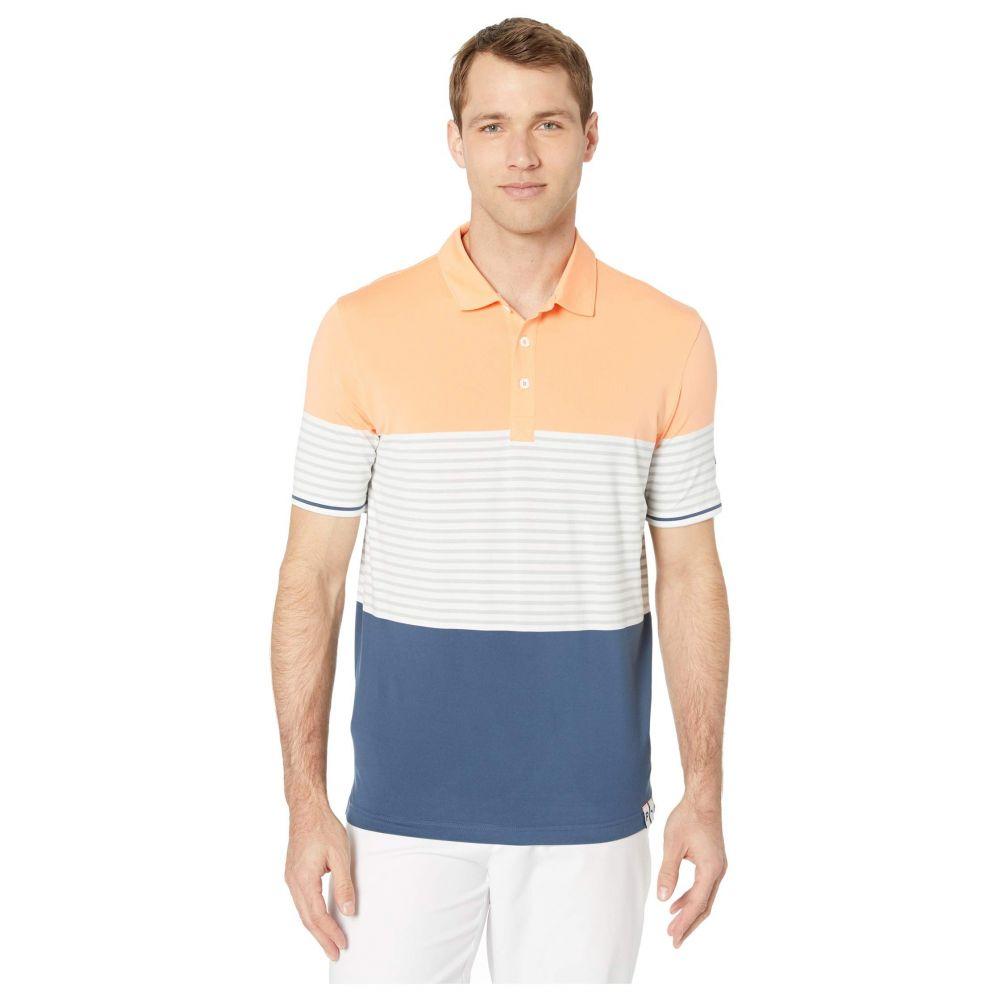 プーマ PUMA Golf メンズ ポロシャツ トップス【Taylor Polo】Cantaloupe