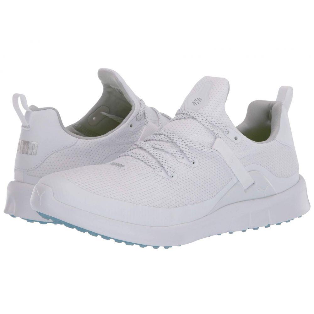 プーマ PUMA Golf レディース スニーカー シューズ・靴【Laguna Sport】Puma White/Puma White