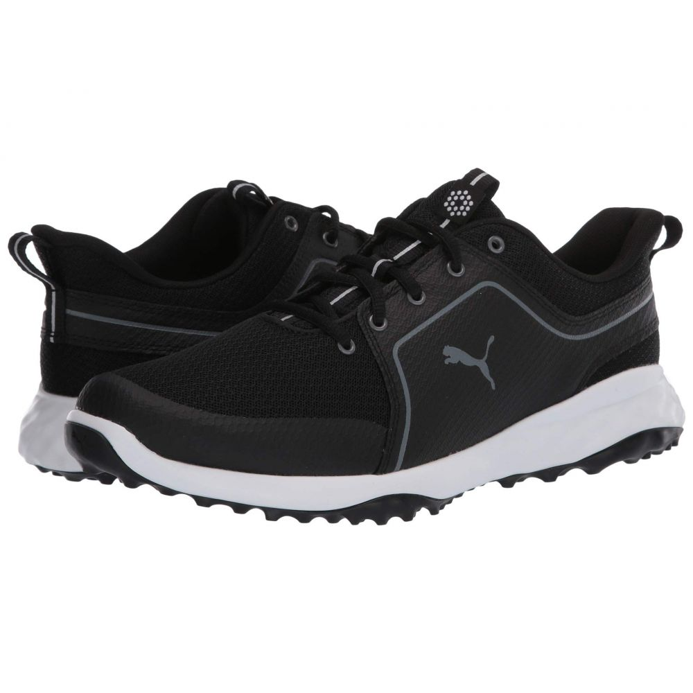 プーマ PUMA Golf メンズ スニーカー シューズ・靴【Grip Fusion Sport 2.0】Puma Black/Quiet Shade