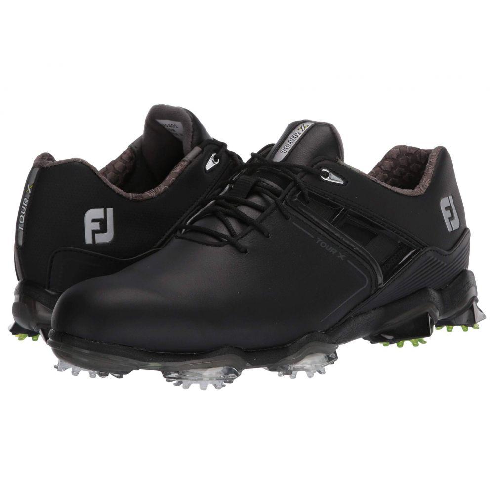 フットジョイ FootJoy メンズ スニーカー シューズ・靴【Tour X】Black