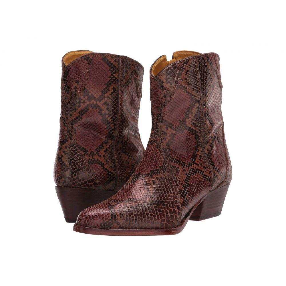 フリーピープル Free People レディース ブーツ ウエスタンブーツ シューズ・靴【New Frontier Western Boot】Brown Combo