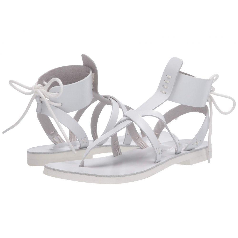 フリーピープル Free People レディース サンダル・ミュール シューズ・靴【Vacation Day Wrap Sandal】White