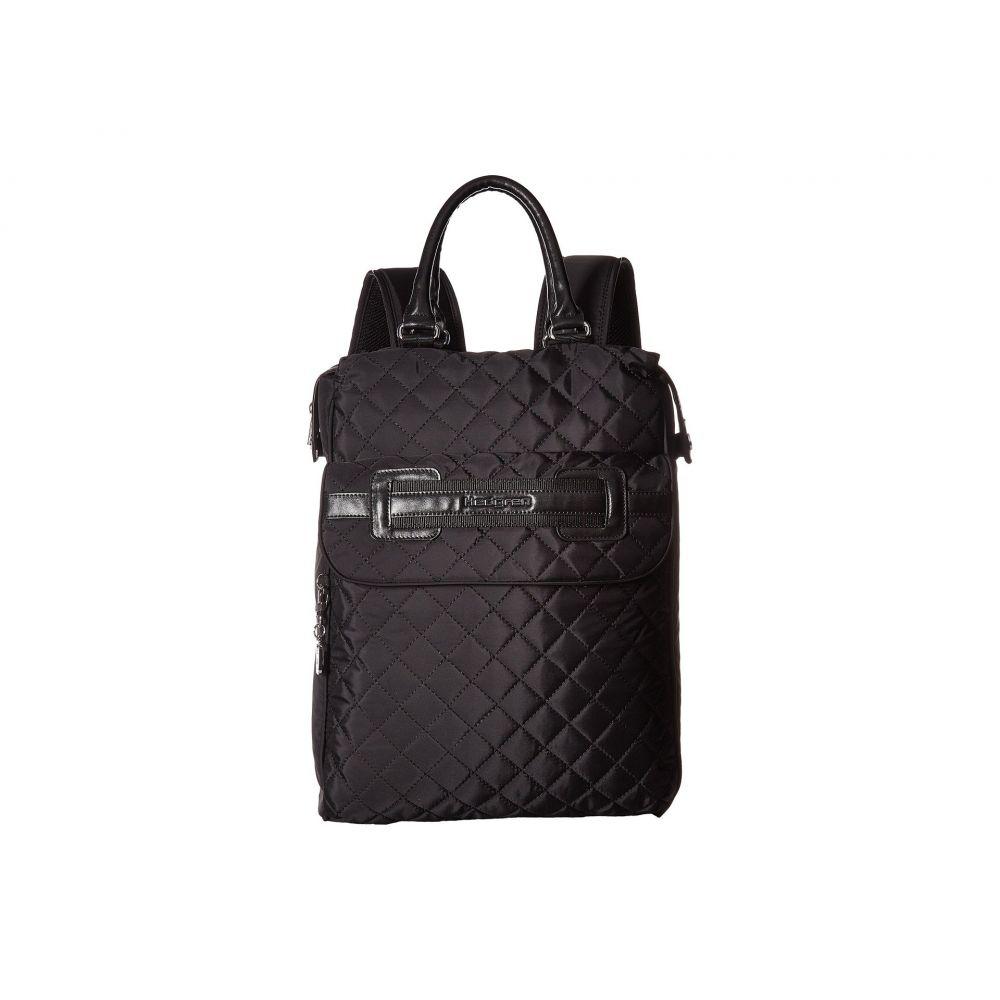 ヘデグレン Hedgren レディース バックパック・リュック バッグ【Diamond Kayla 2 Way Backpack】Black