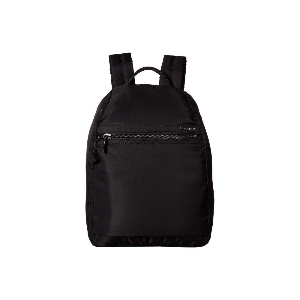 ヘデグレン Hedgren レディース バックパック・リュック バッグ【Vogue Large RFID Backpack】Black