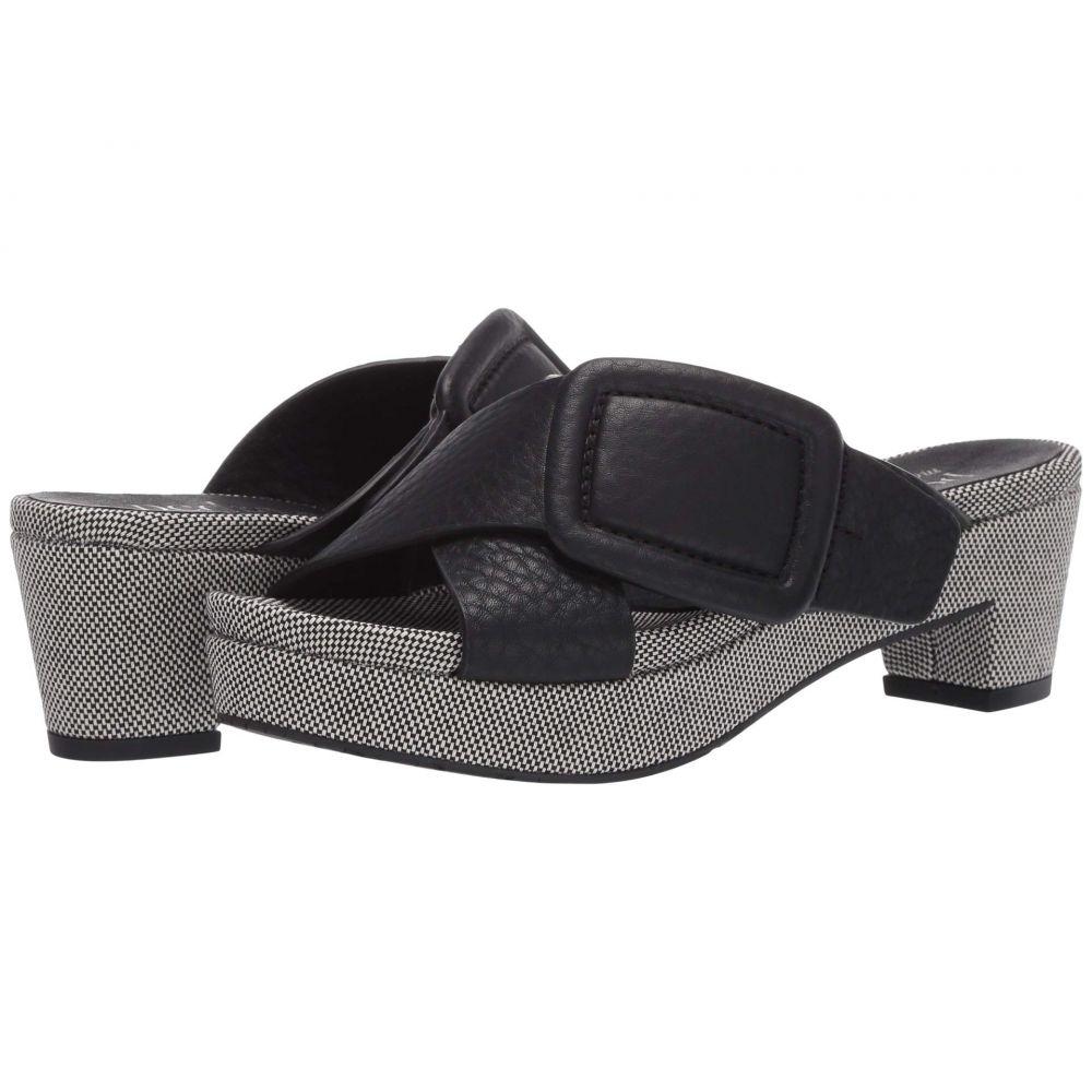 ペドロ ガルシア Pedro Garcia レディース サンダル・ミュール シューズ・靴【Nanette】Black