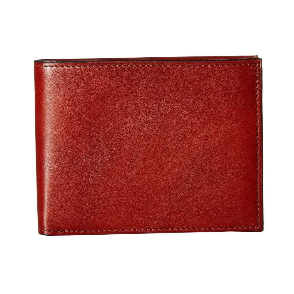 ボスカ Bosca メンズ 財布 【Old Leather Collection - Executive ID Wallet】Cognac Leather
