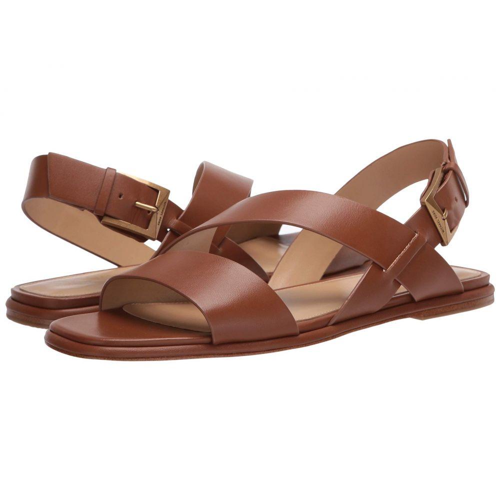 マイケル コース MICHAEL Michael Kors レディース サンダル・ミュール シューズ・靴【Delilah Sandal】Luggage