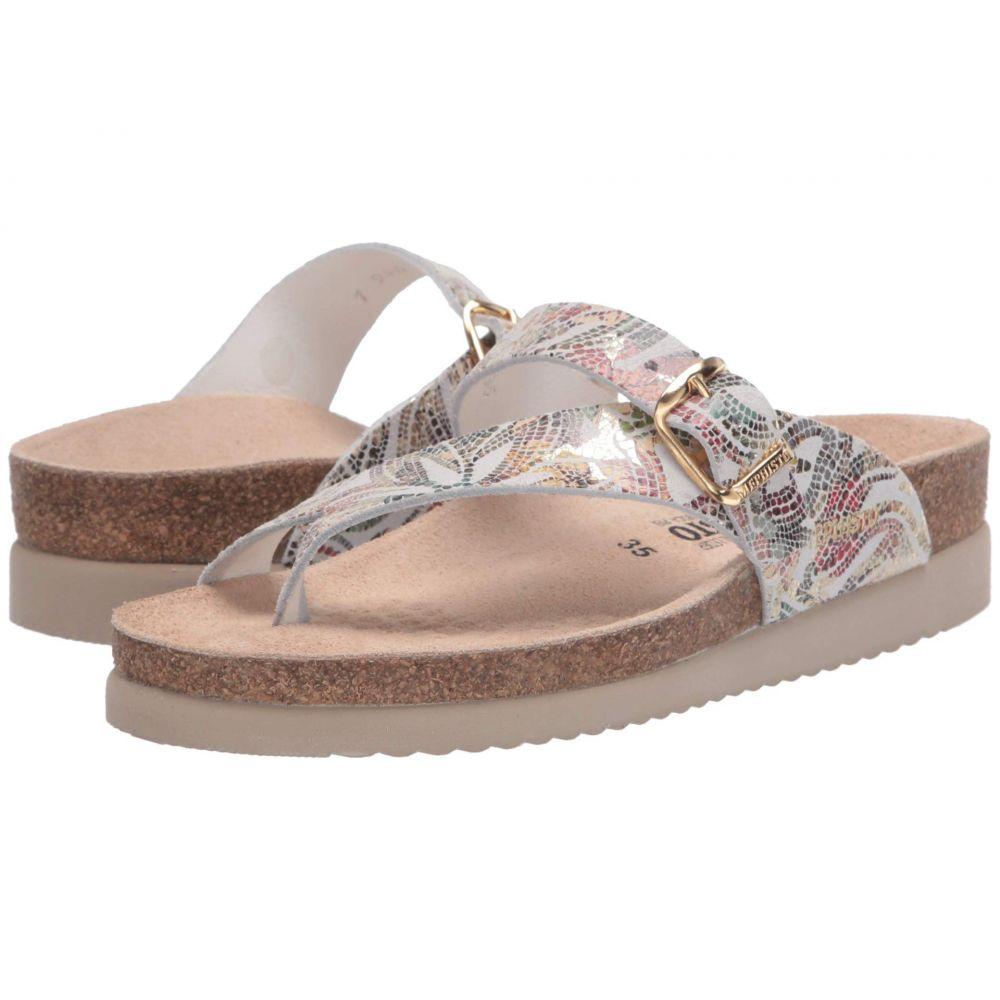 メフィスト Mephisto レディース サンダル・ミュール シューズ・靴【Helen】Multicolored Pompei