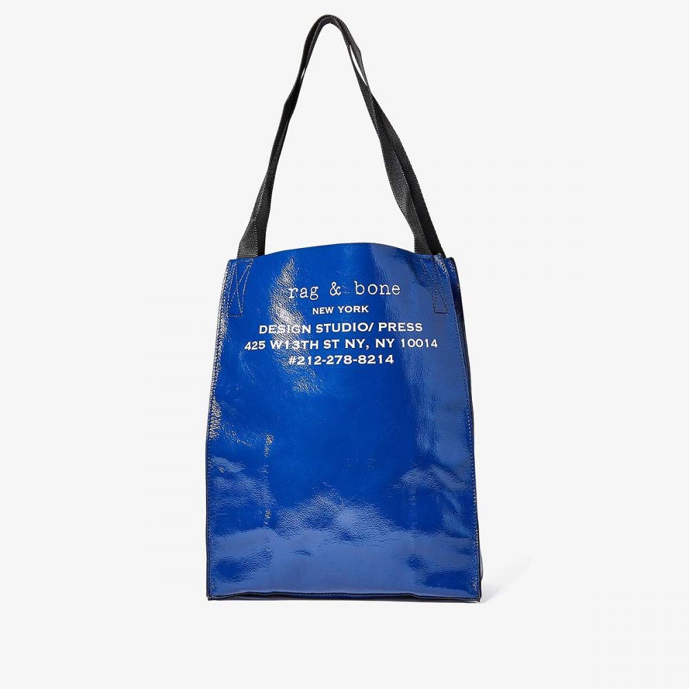 ラグ&ボーン rag & bone レディース トートバッグ バッグ【425 Packable Tote】Blue