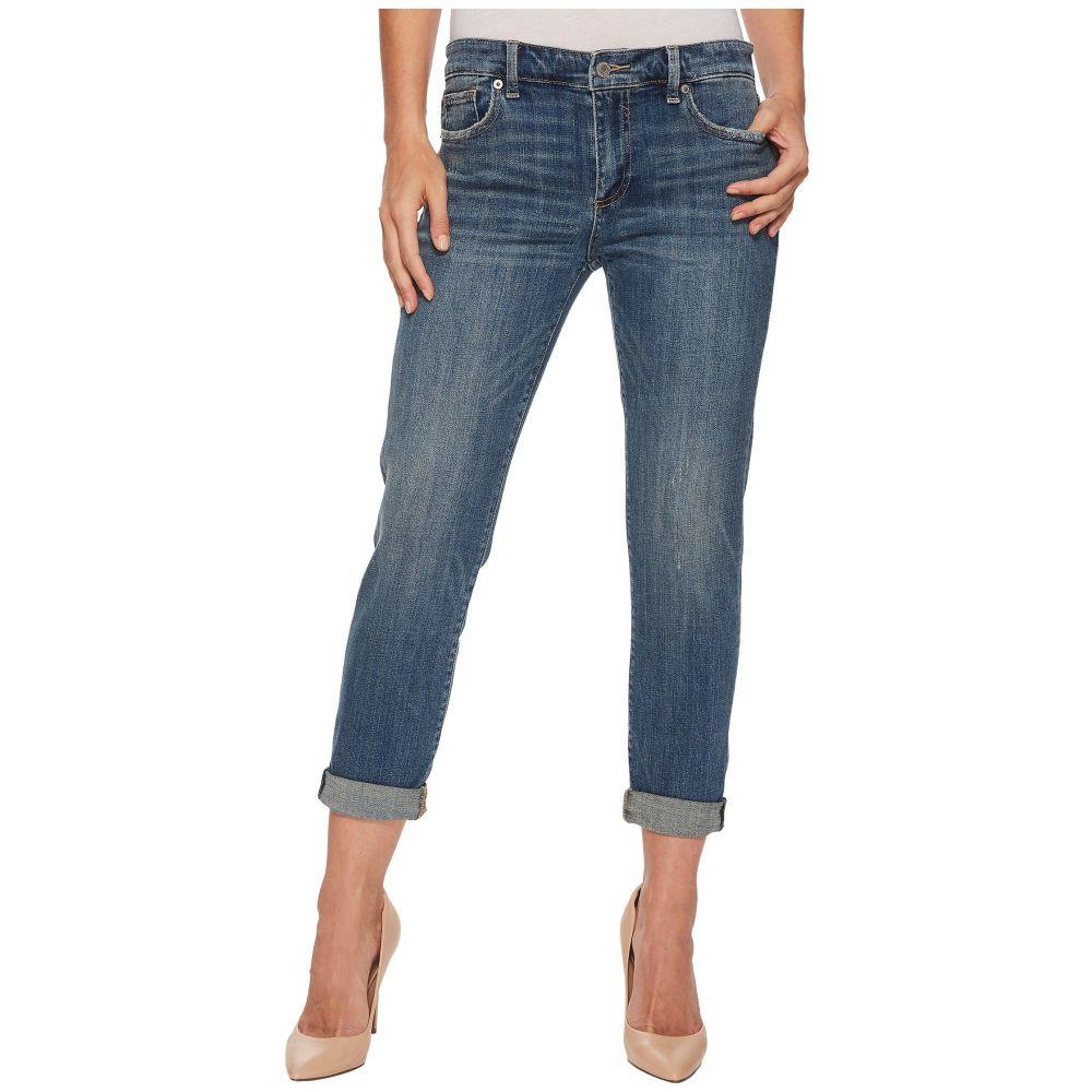 ラッキーブランド Lucky Brand レディース ジーンズ・デニム ボーイフレンドデニム ボトムス・パンツ【Sienna Slim Boyfriend Jeans in Azure Bay Clean】Azure Bay Clean
