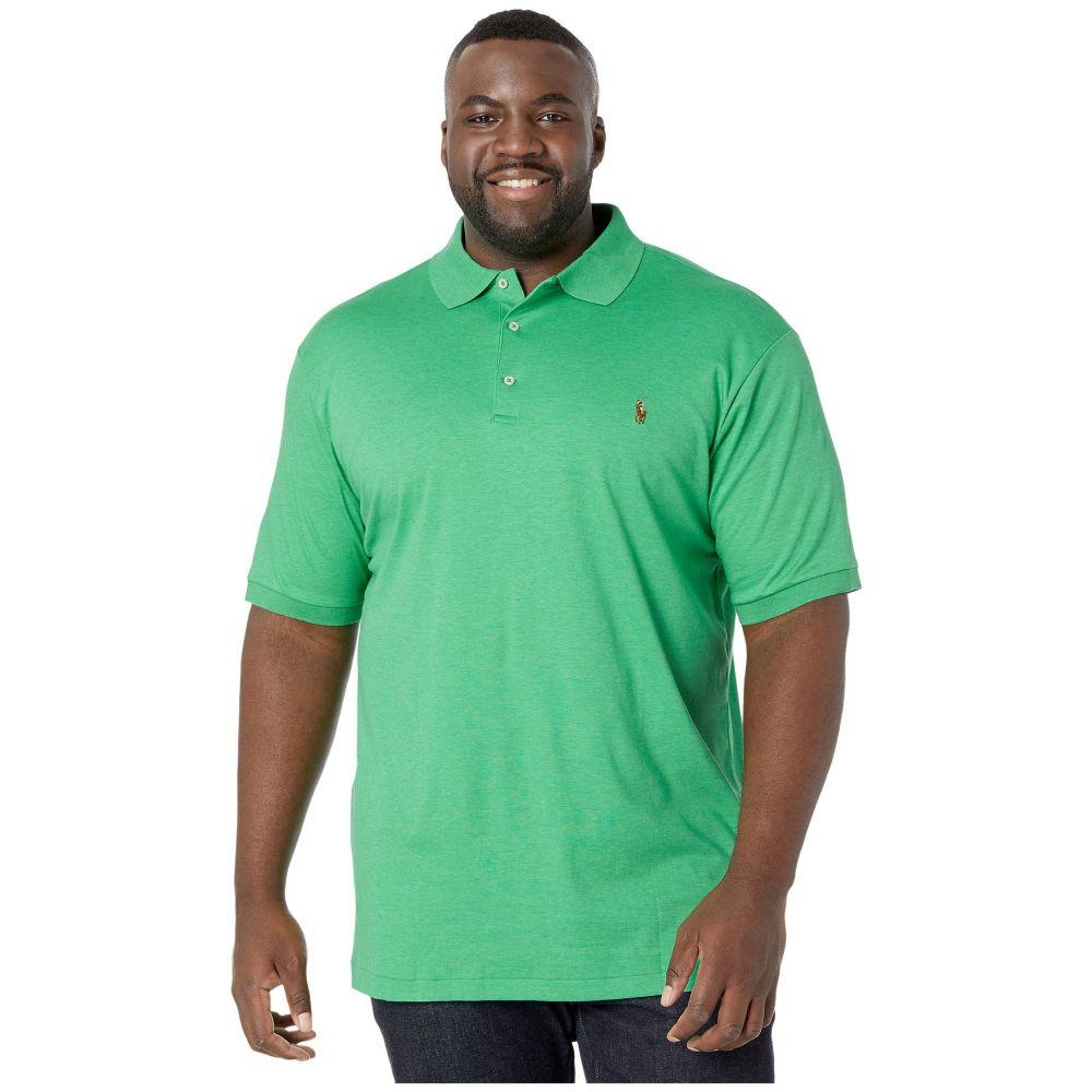 ラルフ ローレン Polo Ralph Lauren Big & Tall メンズ ポロシャツ 大きいサイズ トップス【Big & Tall Soft Touch Polo】Palm Green Heather