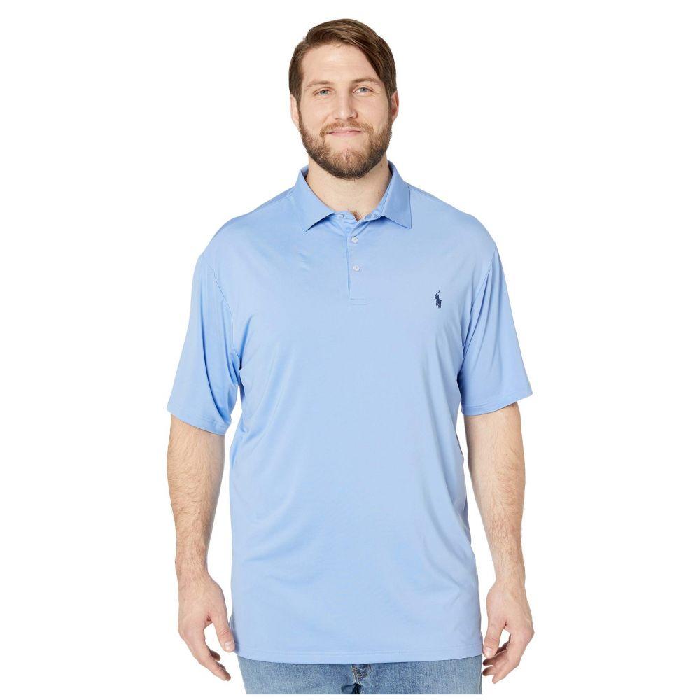 ラルフ ローレン Polo Ralph Lauren Big & Tall メンズ ポロシャツ 大きいサイズ 半袖 トップス【Big & Tall Short Sleeve Performance Polo】Cabana Blue