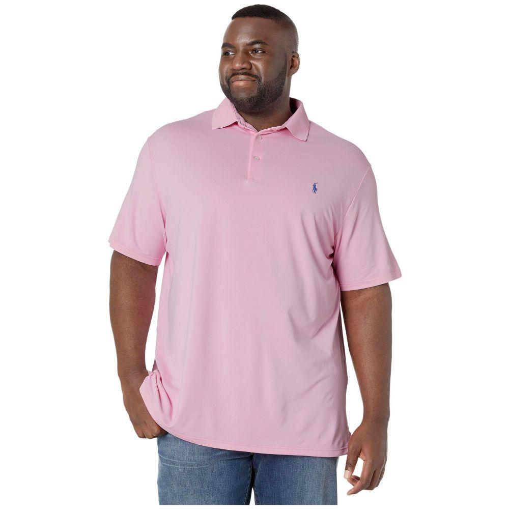ラルフ ローレン Polo Ralph Lauren Big & Tall メンズ ポロシャツ 大きいサイズ 半袖 トップス【Big & Tall Short Sleeve Performance Polo】Taylor Rose