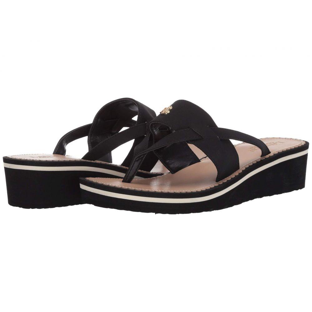 ラルフ ローレン LAUREN Ralph Lauren レディース サンダル・ミュール ウェッジソール シューズ・靴【Rosalind Wedge】Black