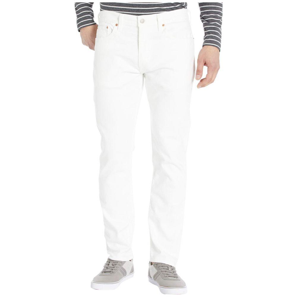 リーバイス Levi's Mens メンズ ジーンズ・デニム ボトムス・パンツ【502 Regular Taper Fit】Castilleja White Stretch