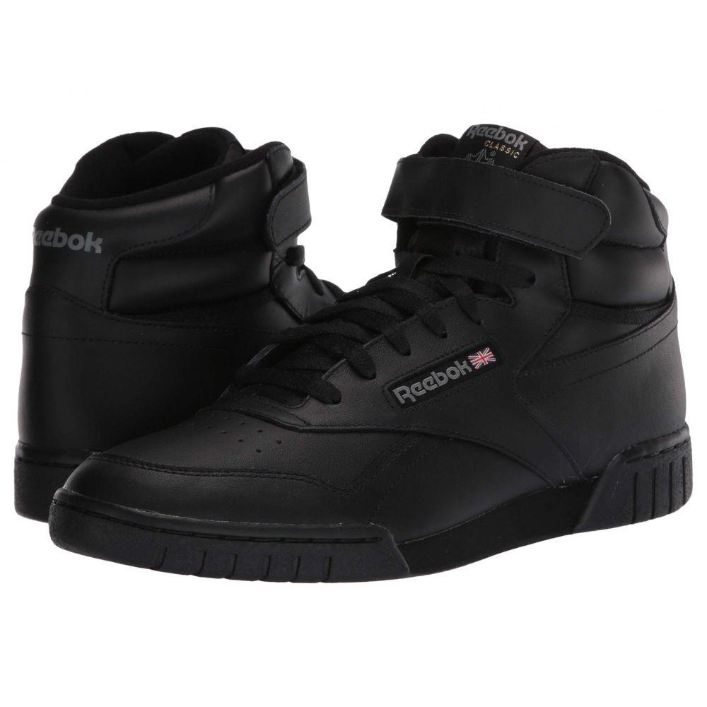 リーボック Reebok Lifestyle メンズ シューズ・靴 【Ex-O Fit Hi】Int/Black/Charcoal