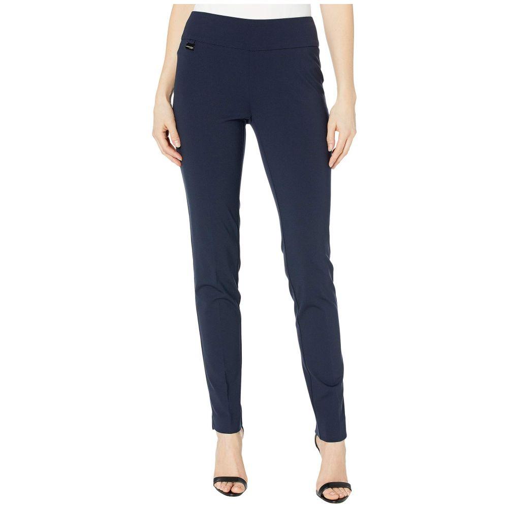 リゼッタ Lisette L Montreal レディース スキニー・スリム ボトムス・パンツ【Kathryne Fabric Slim Pants】Midnight Blue