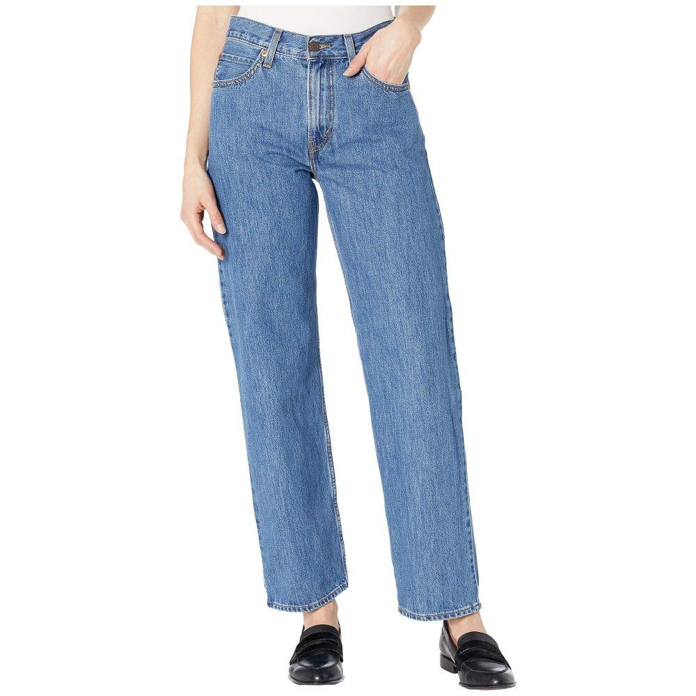 リーバイス Levi's Premium レディース ジーンズ・デニム ボトムス・パンツ【Dad Jeans】Joe Stoned