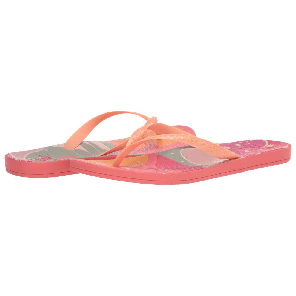リーフ Reef レディース ビーチサンダル シューズ・靴【Daniella Manini X】Beach Vibes