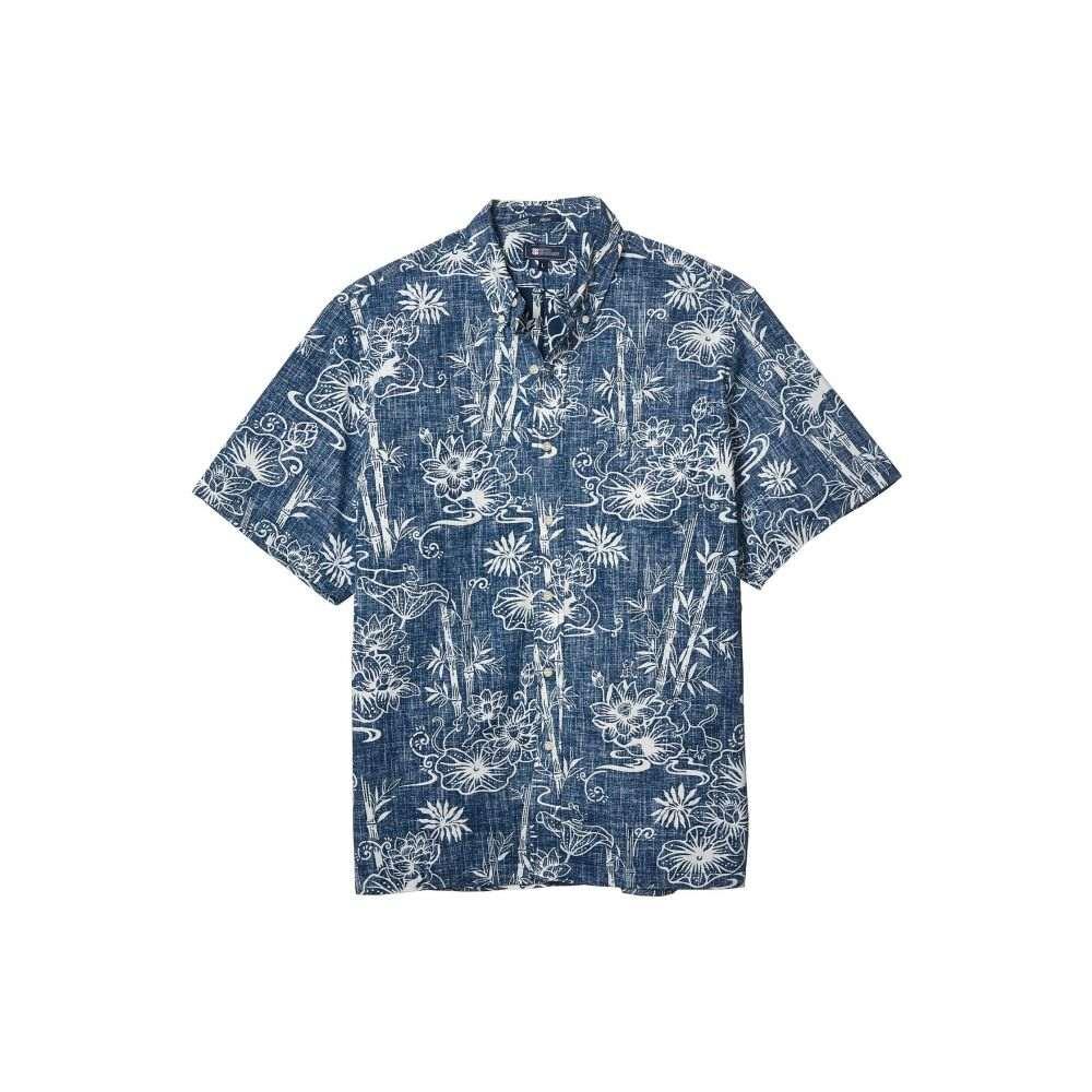 レインスプーナー Reyn Spooner メンズ シャツ トップス【Year of The Rat Classic Fit Weekend Wash Shirt】Dress Blues