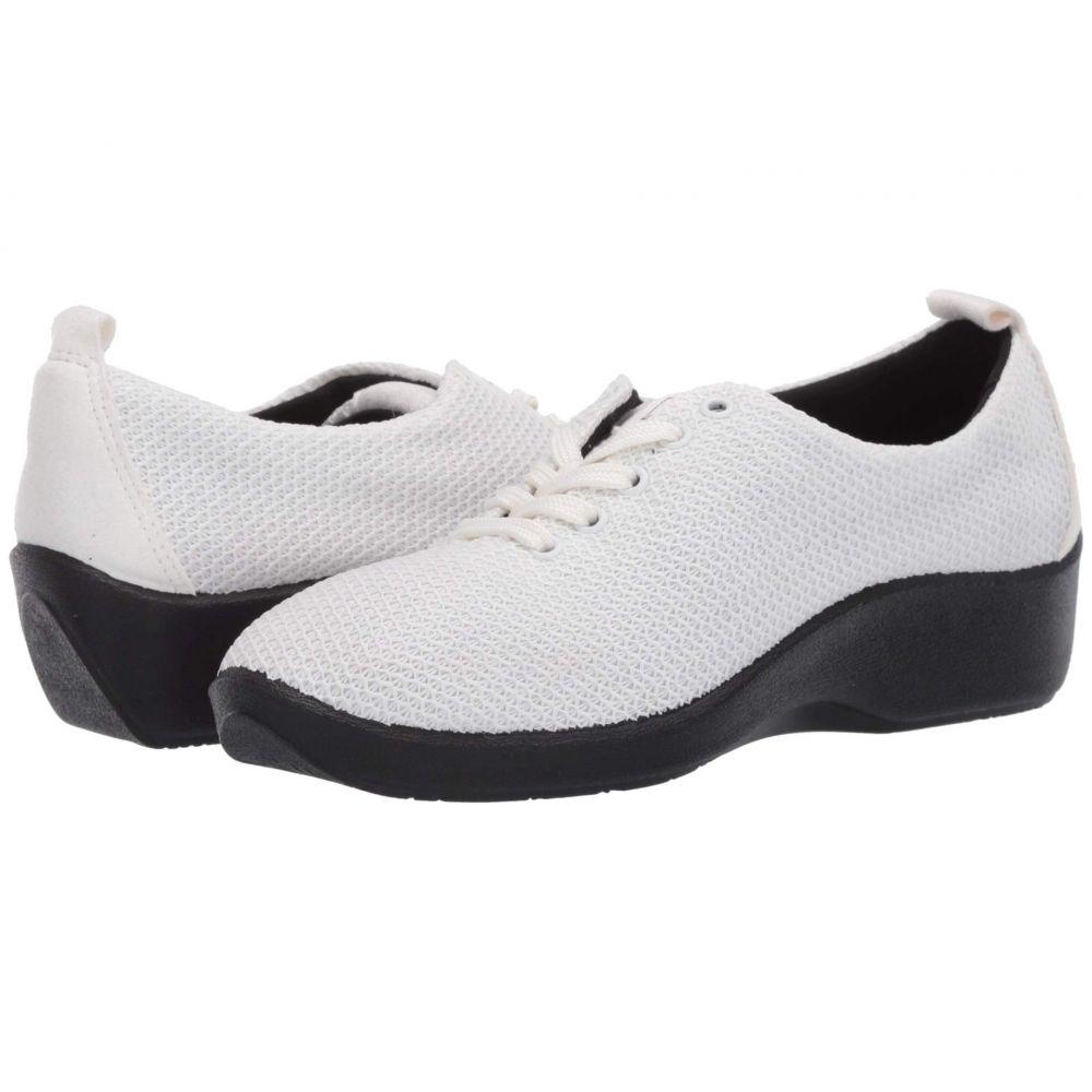 アルコペディコ Arcopedico レディース スニーカー シューズ・靴【Net 3】White