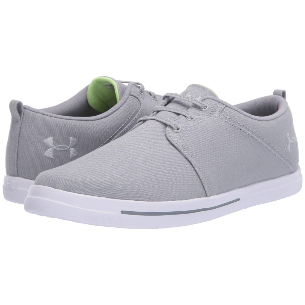 アンダーアーマー Under Armour メンズ スニーカー シューズ・靴【UA Street Encounter IV】Mod Gray/Mod Gray/White