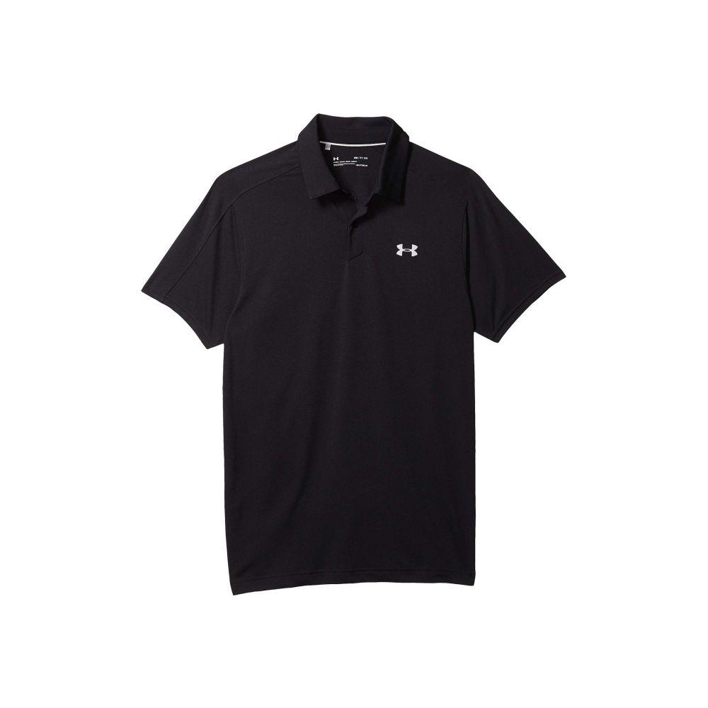 アンダーアーマー Under Armour Golf メンズ ポロシャツ トップス【Vanish Polo】Black/Black/Halo Gray