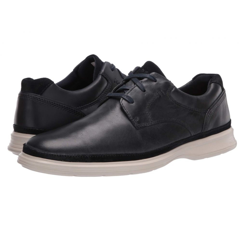 ロックポート Rockport メンズ 革靴・ビジネスシューズ シューズ・靴【DresSports 2 Go Plain Toe】Navy