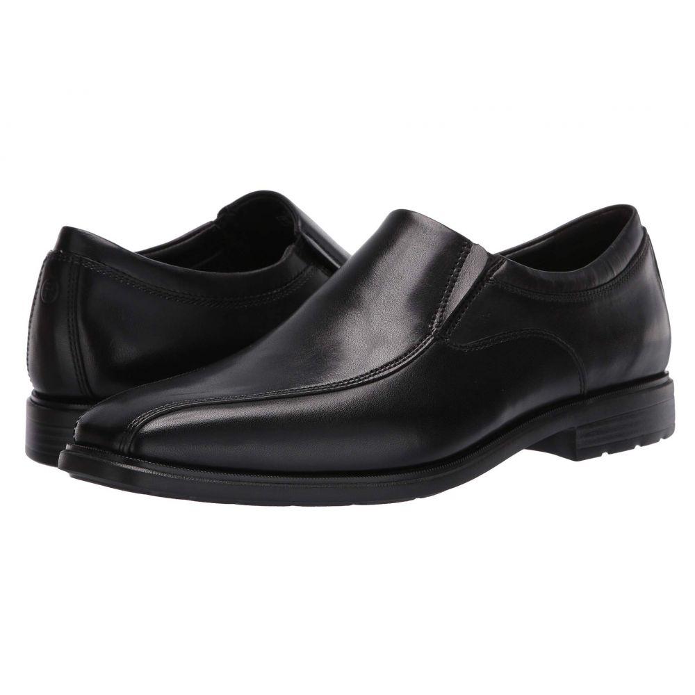 ロックポート Rockport メンズ 革靴・ビジネスシューズ シューズ・靴【DresSports Business 2 Slip-On】Black Glass