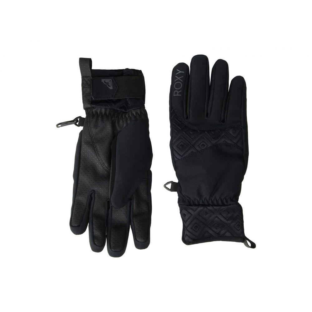 ロキシー Roxy レディース スキー・スノーボード グローブ【Big Bear Snow Gloves】True Black