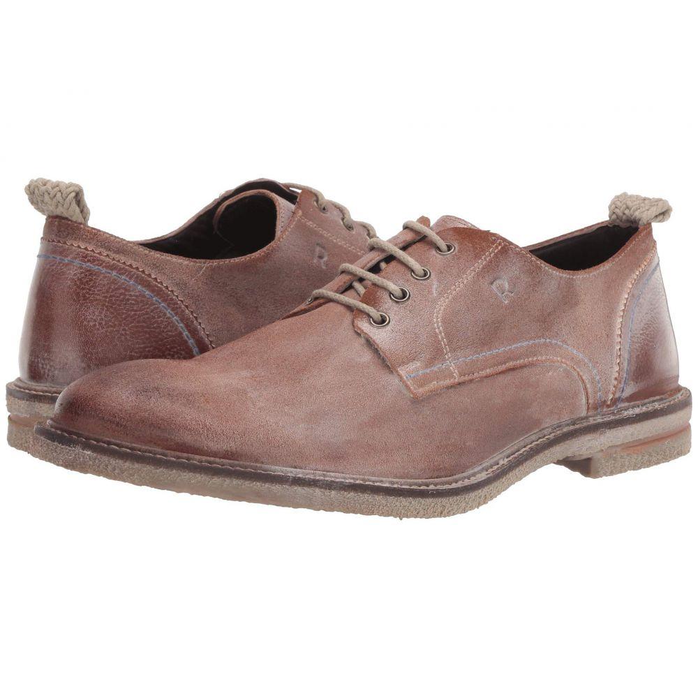 ロエン Roan メンズ 革靴・ビジネスシューズ シューズ・靴【Braylen】Tan Waxy Vell Suede/White BFS