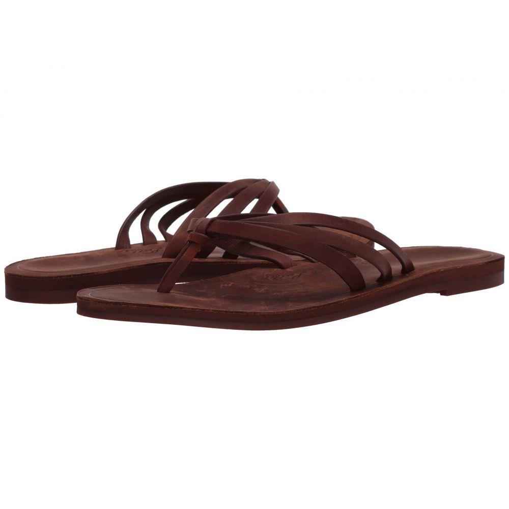 ロキシー Roxy レディース ビーチサンダル シューズ・靴【Leanne】Chocolate