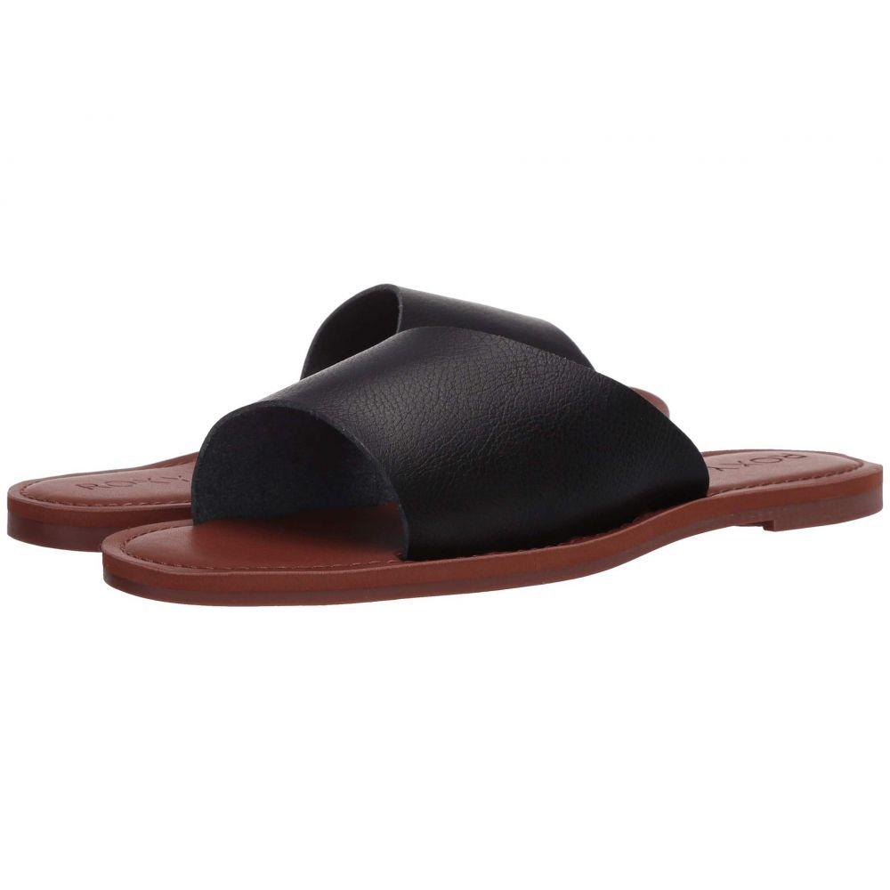 ロキシー Roxy レディース サンダル・ミュール シューズ・靴【Helena】Black
