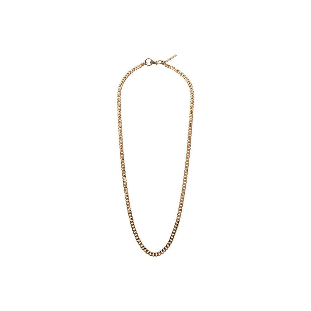 レベッカ ミンコフ Rebecca Minkoff レディース ネックレス ジュエリー・アクセサリー【Pave Links Single Strand Necklace】
