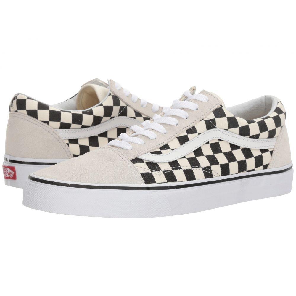 ヴァンズ Vans レディース スニーカー シューズ・靴【Old Skool(TM)】White/Black