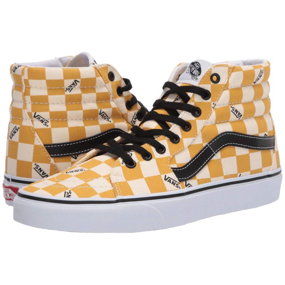 ヴァンズ Vans レディース スニーカー シューズ・靴【SK8-Hi(TM)】Yolk Yellow/True White