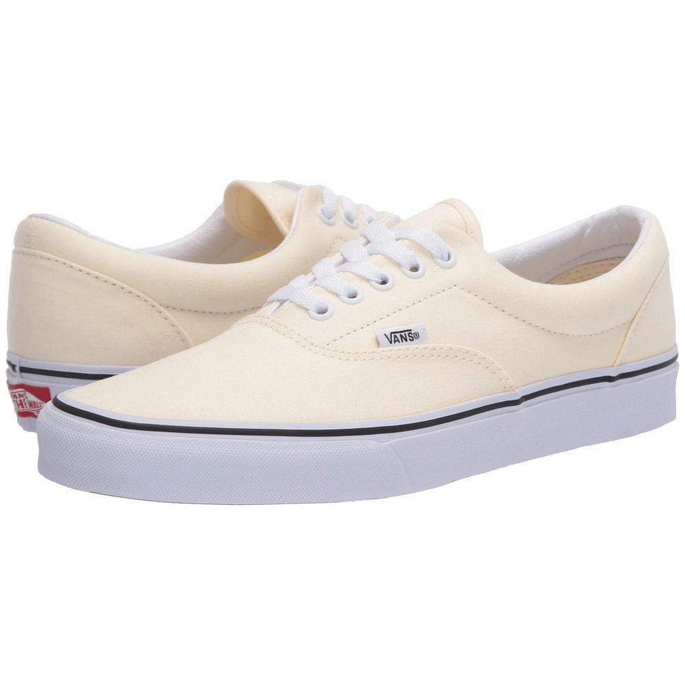 ヴァンズ Vans レディース スニーカー シューズ・靴【Era(TM)】Classic White/True White