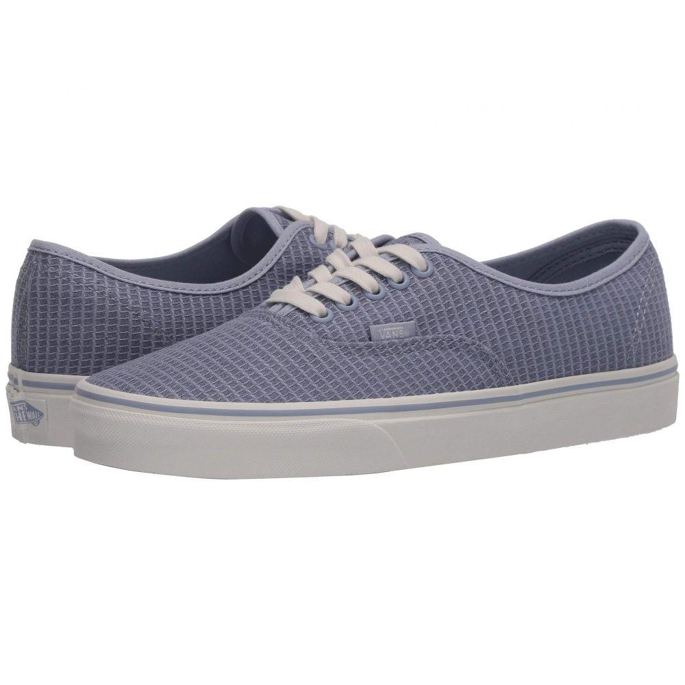 ヴァンズ Vans レディース スニーカー シューズ・靴【Authentic(TM)】Zen Blue/Snow White