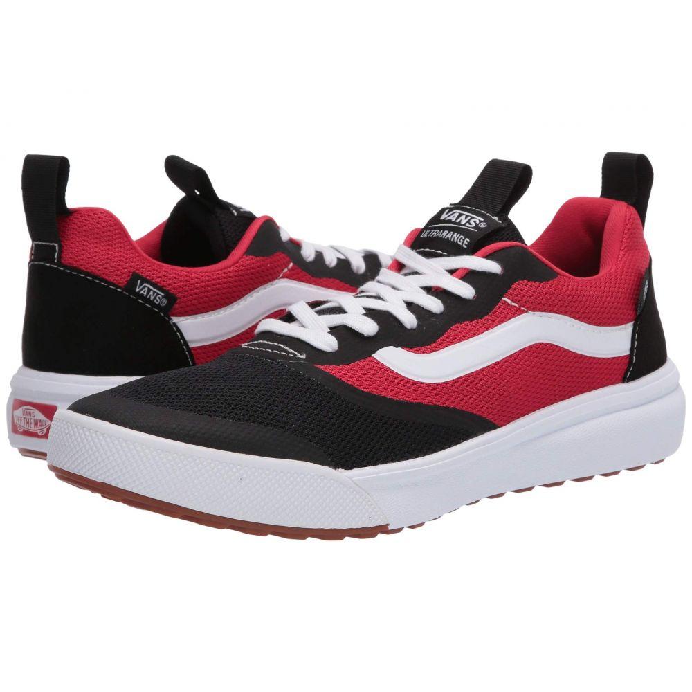 ヴァンズ Vans レディース スニーカー シューズ・靴【UltraRange Rapidweld】Black/Red