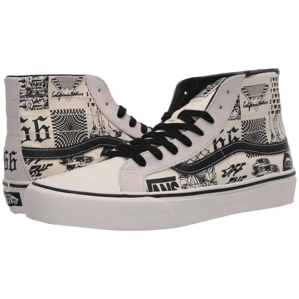ヴァンズ Vans レディース スニーカー シューズ・靴【SK8-Hi 138 Decon SF】Marshmallow