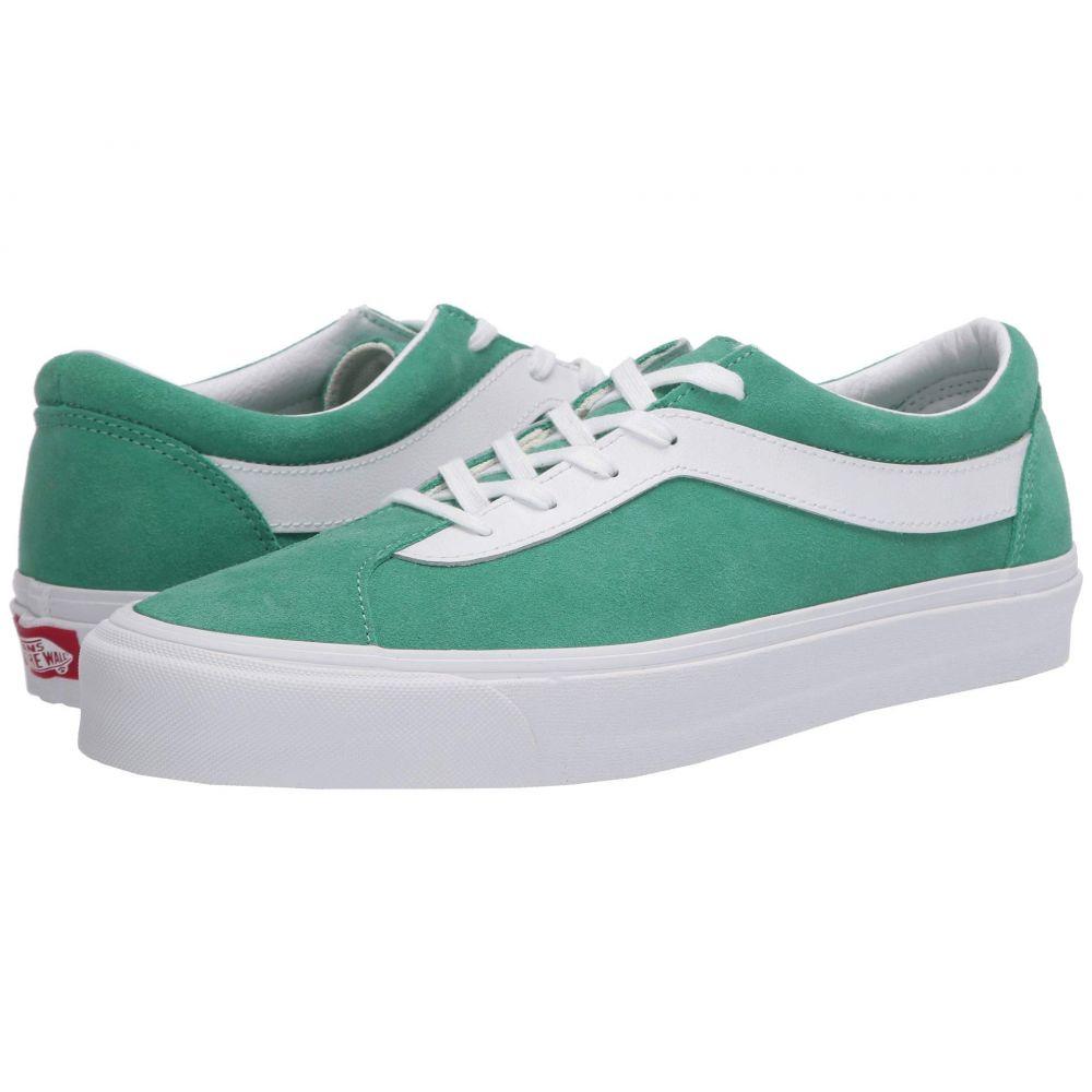 ヴァンズ Vans レディース スニーカー シューズ・靴【Bold Ni】Green Spruce/True White