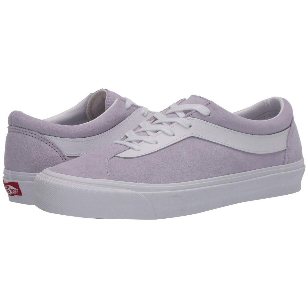 ヴァンズ Vans レディース スニーカー シューズ・靴【Bold Ni】Lavender Blue/True White