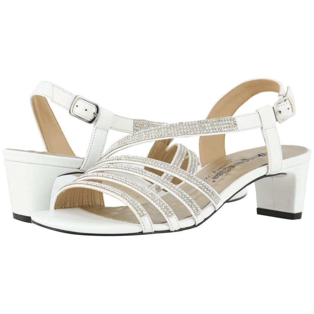 ウォーキング クレードル Walking Cradles レディース パンプス シューズ・靴【Lettie】White Cashmere